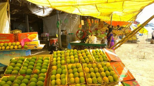 Chatini ou chutney de mangues ?