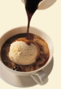 affogato al caff abc recettes. Black Bedroom Furniture Sets. Home Design Ideas