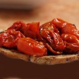 Tomates,confites